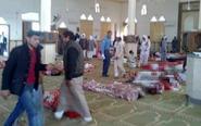 埃及一清真寺遭遇炸弹袭击