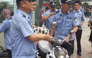 联合执法队推动停车秩序联合整治行动