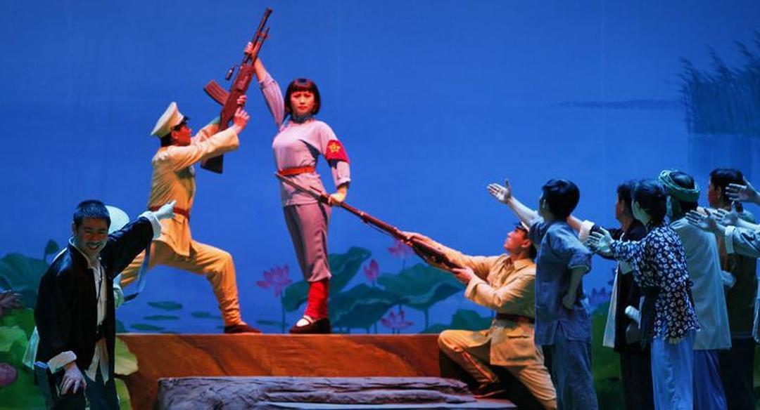 经典歌剧《洪湖赤卫队》