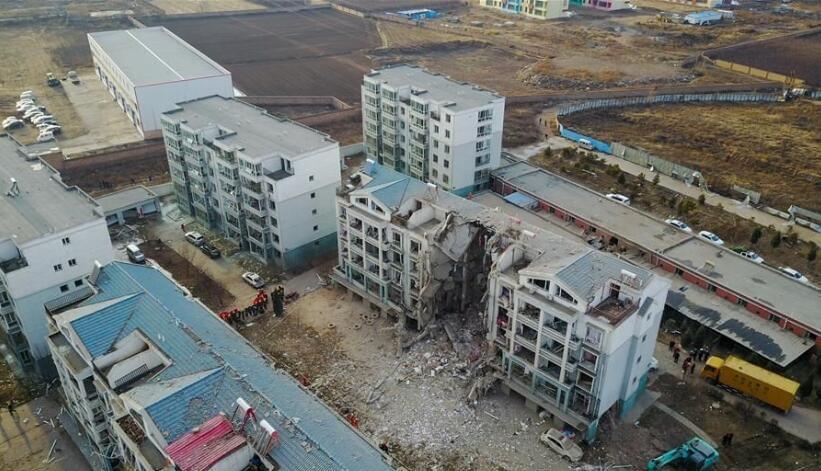 内蒙古包头天然气事故致5人遇难 搜救工作完毕