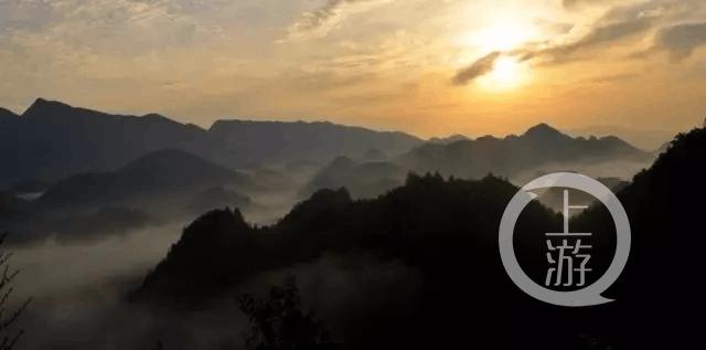 """重庆最高点在巫溪 还有神秘的""""巫文化"""""""