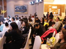 龙湖·盛世华府跨年专场举行