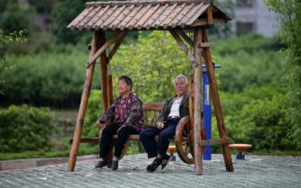 在咸安官埠村感受生态、文明、文化、产业别样精彩