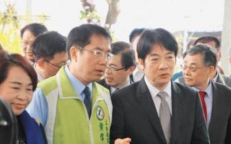 台南高达四成七民众盼市长换党换人
