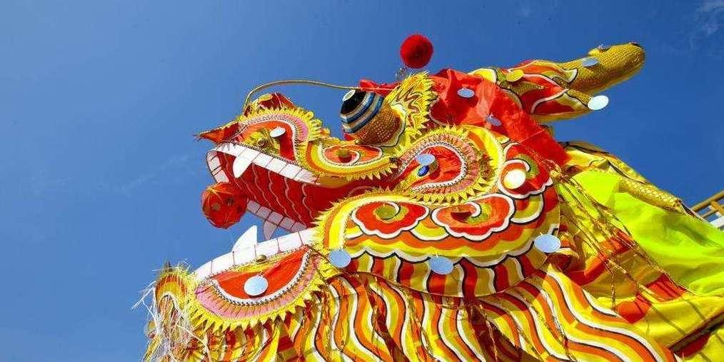 温州这种新春舞布袋龙绝活你见过吗?