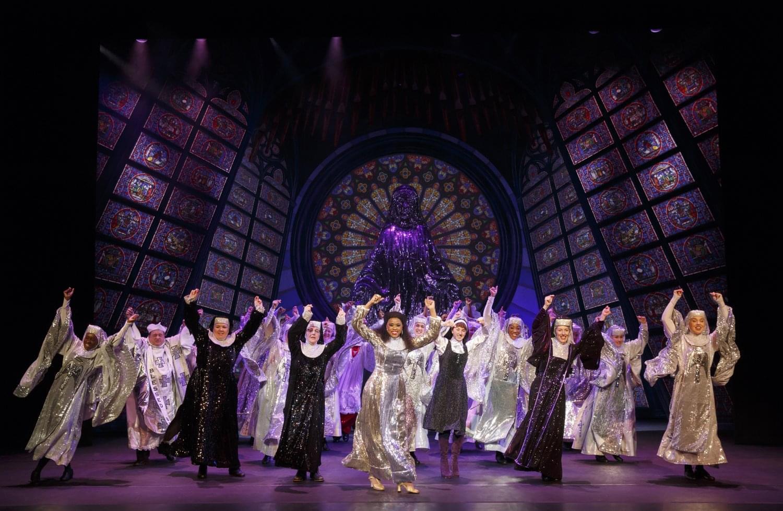 音乐剧《修女也疯狂》首映  召集歌迷赴新观看