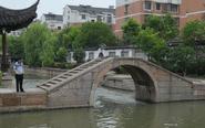 七旬老人6年拍摄绍兴古桥500余座
