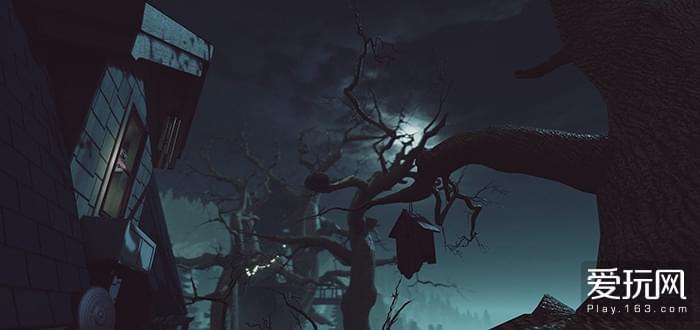 2、置于旅途启程molly的故事,为游戏定下了奇诡迷离的基调
