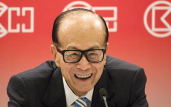 """90岁李嘉诚宣布退休,香港""""超人""""时代结束"""