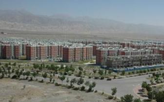 新疆兵团持续改善民众居住环境 惠及贫困残疾人
