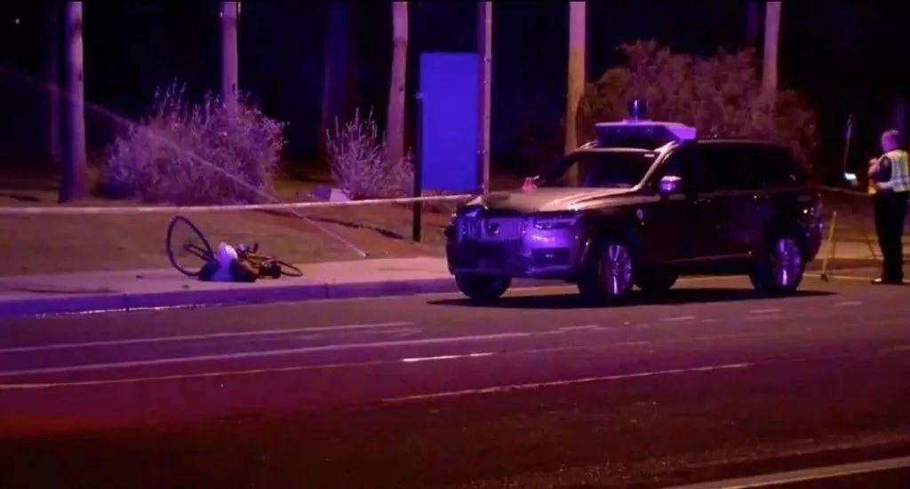 警察局长称Uber或不是自动驾驶致死案的罪魁祸首