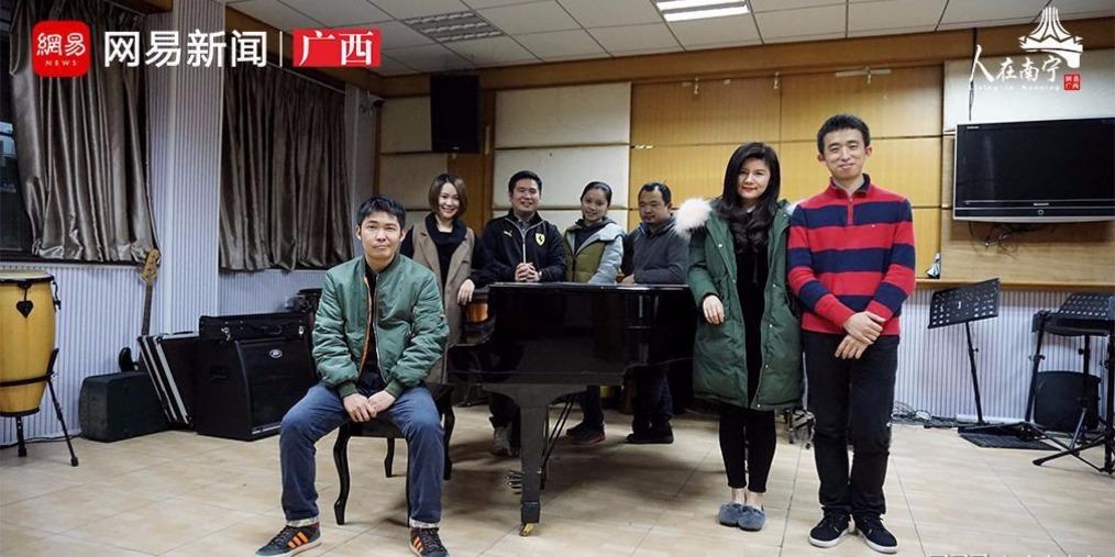 指尖乐团:我们用2年成为南宁第一支品牌室内乐团
