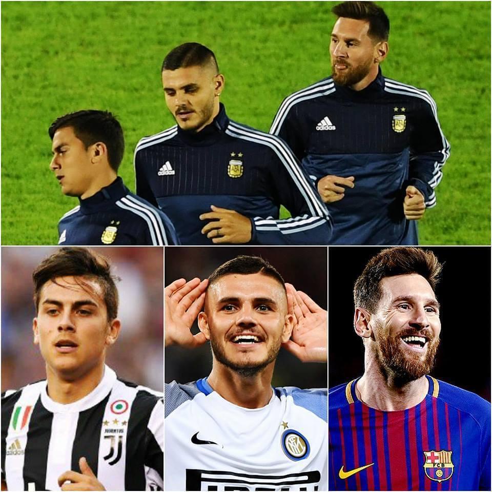 真是醉了!阿根廷五大攻击手国家队哑火,回俱乐部全部进球