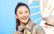 张雨绮露灿笑性感迷人