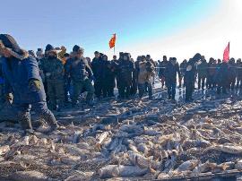 查干湖第十六届冰雪渔猎旅游节 邀您共谱冬日童话