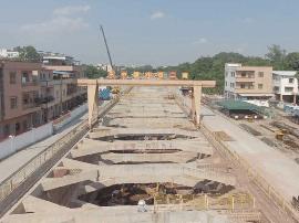 广州地铁13号线今年底建成 目前土建工程完成82%