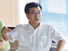 桂林市副市长到网易广西总部调研