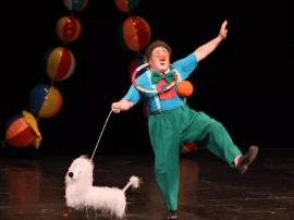魔术杂技 《小丑嘉年华十周年精选版》爆笑来袭!