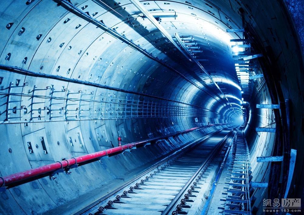 地铁5、6号线即将通车 去梅江更方便了