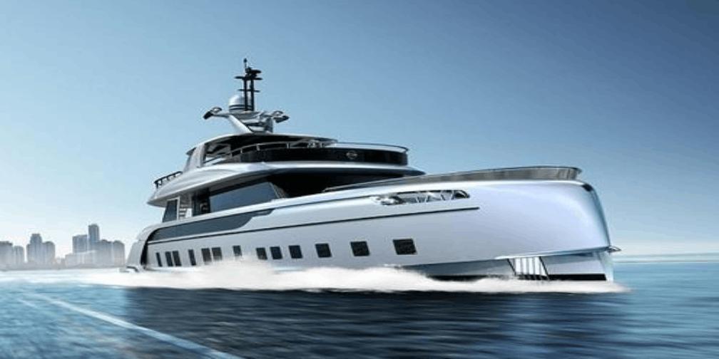 售价超过1000万的超豪华游艇 买就送一辆保时捷911
