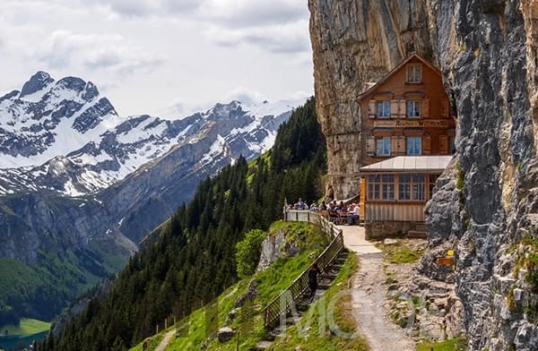 这些世界上最令人意想不到的餐厅们