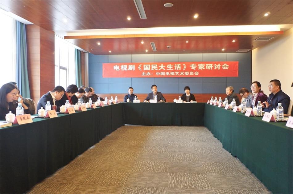 《国民大生活》研讨会:王丽萍现实创作获盛赞