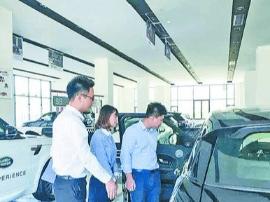 厦门海沧购车节启动 一站式购车优惠多