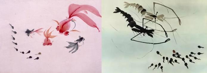 世界第一部水墨动画与齐白石 你一定看过!