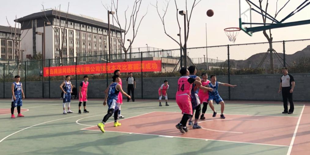 岛城校园篮球高手决战青岛市中小学生篮球联赛