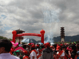 平型关文化旅游节启动  县旅游景点免费开放