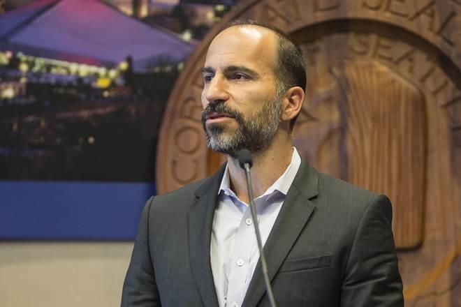 Uber新CEO首谈未来工作:将为公司IPO做好准备