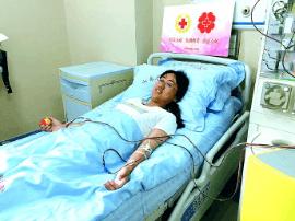 90后女硕士捐献造血干细胞