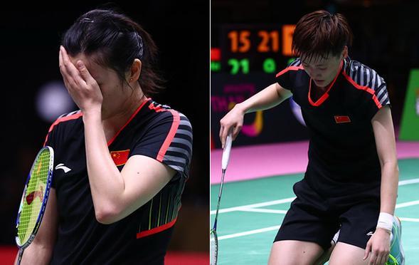 女单全跪!中国34年首无缘尤杯决赛