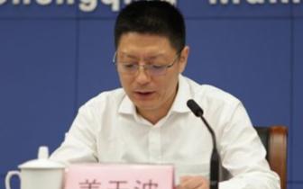 綦江区长姜天波:把采煤沉陷区变成生态家园
