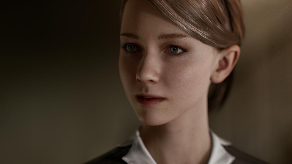 《底特律:变人》5月25日发售 下一个互动电影神作?