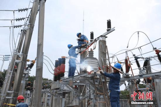 国家能源局:中国近七成新增电力为可再生能源