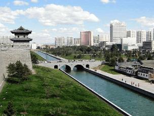 图解:带你游览恢复后的明代大同东城墙