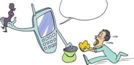 男子售手机定位信息一年赚20万元