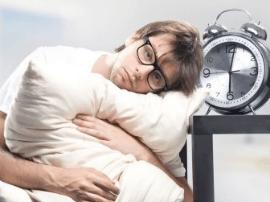 睡眠不足可导致焦虑和记忆力衰退