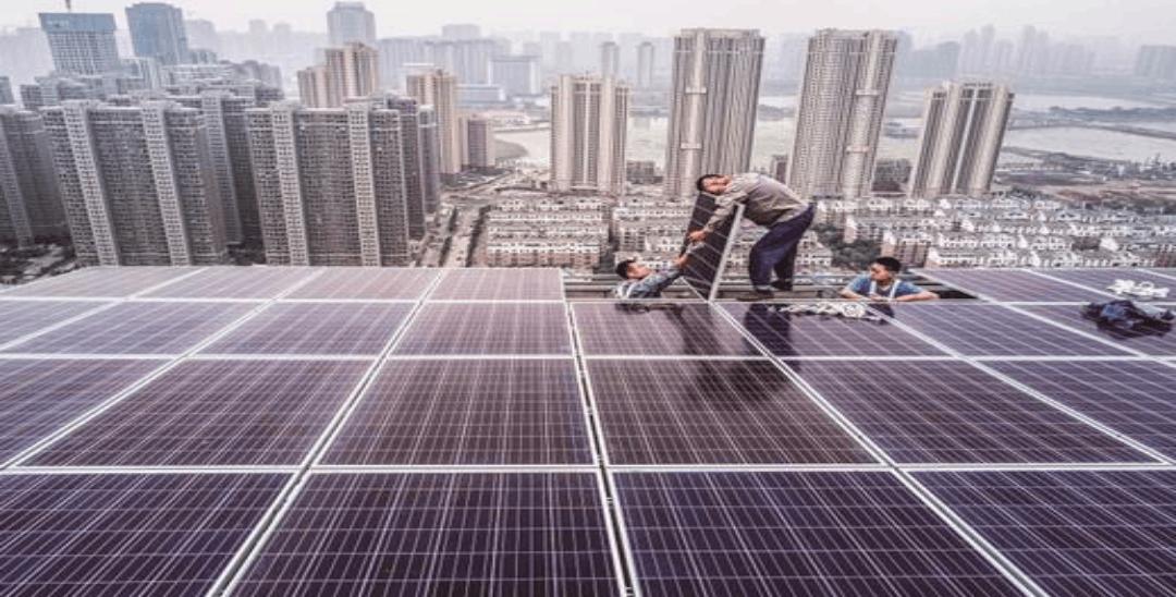江城有500个光伏金屋顶 发电量占全市用电量2/1000