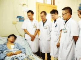 18岁小伙心脏被刺穿 佛山医生妙手仁心为其续命