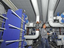 运城市热力公司分户改造提升供热质量受好评