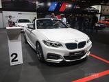 2016巴黎车展:排量相同/动力更强 宝马M240i取代M235i