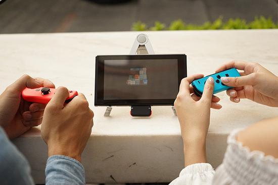 这款适配器可以让Switch轻松用上蓝牙音频设备
