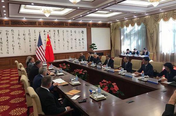 关于中美关系,刚刚会见王毅的美国国务卿蓬佩奥这样表态