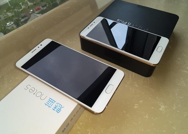 香槟金 PRO 6 Plus (顶配版) 与 魅蓝 Note 5 上手图赏的照片 - 9