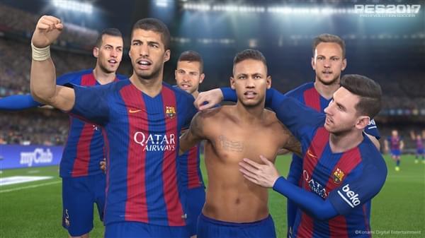 《实况足球2017》IGN 9.5分:最强足球游戏的照片 - 3
