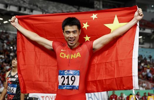 记忆里的高潮还是刘翔 而今中国短跨的面子还要靠谢文骏再撑3年?