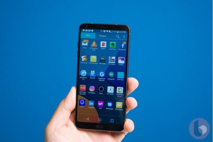 LG G6 mini首次曝光:5.4寸也叫迷你的照片 - 1