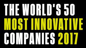 2017全球最具创新企业排行出炉:苹果第四的照片 - 2